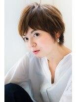 リル ヘアーデザイン(Rire hair design)【Rire-リル銀座-】くせ毛風☆エレガントショート