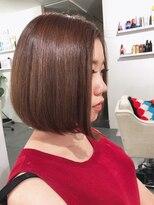 ビーヘアサロン(Beee hair salon)【渋谷エクステBeee/安部 郁美】A/W NewStyle
