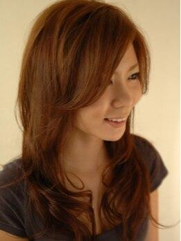 リブラヘアー 新所沢店 (Libra HAIR)の写真/洋服を変えるよう、季節ごとにヘアースタイルも楽しみましょう!パーマでお顔周りの印象パッと華やかに♪