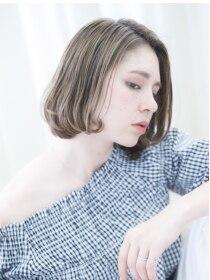 ウィルゴ(VIRGO)【VIRGO】大人の女性にオススメなフォルムが綺麗な質感ボブ