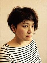 ヘアーアンドビューティー ルクシア(hair&beauty LUXIA)野村 一江