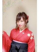 袴☆卒業式(3)