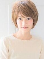 リル ヘアーデザイン(Rire hair design)【Rire-リル銀座-】清楚感◎小顔ショートボブ