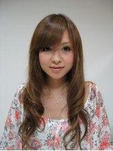 ジェイブルーヘアー 霞ヶ関(J.BLUE HAIR)ドーリーシフォンパーマ