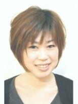 ボーチェ(beauche)ボーチェ蕨☆頭の形をきれいに見せる☆小顔Aラインショート☆