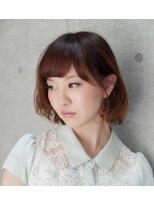 【soy-kufu】リラックスナチュグラボブ