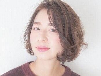 ヘアーアンドメイクノイ 笹塚店(hair and make NEU)の写真/経験豊富なスタイリストが創る「似合わせカット」。こだわる顔周りのデザインも考えてカットしてくれる♪