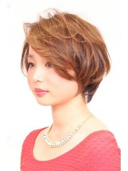ウエニフェリス(UE2 FELIZ)の写真/上質な艶と色味でマイナス5歳の印象に♪女性STAFF×経験豊富な高い技術力で選ぶなら、UE2にお任せ下さい!