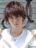 コンフィデンス メンズヘアー(confidence MEN'S HAIR)復刻版☆ショートレイヤーミディ