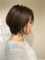 ビスヘアアンドメイク(BIS hair&make)グラデーションボブ