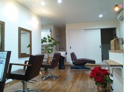 アウラ(Hair Room aura)の写真