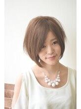 ヘアー ワンアビル(Hair One Abile)大人かわいいショートレイヤーボブ☆
