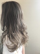 ヘアーレクスアリイ(Hair Lex Alii)Alii川合《#浜松カラー》外国人風ハイライトMIX