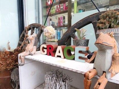 グレイスヘアーデザイン(GRACE hair design)の写真