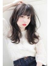 ゴロクヘアー(56 hair)アッシュグレージュロング 【56hair 戸越銀座】