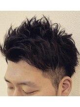 ヘアーディック(hair Dec.)刈り上げツーブロック