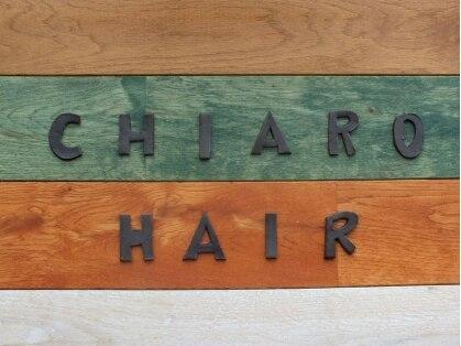チアロヘアーの写真