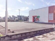 プログレス ふじみ野大井店(PROGRESS)の雰囲気(32台の大型駐車場☆ご来店をお待ちしております♪ )