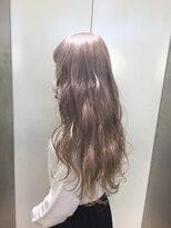 ヘアサロン ドット トウキョウ カラー 町田店(hair salon dot. tokyo color)【Perl White11】ダズルカラーカラーリスト田中【町田/町田駅】