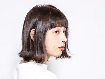 アイズクリーム(I's CREAM)の写真/しっかり縮毛矯正からナチュラルストレートまでお客様の髪質に合わせた質感と手触りへ☆