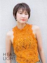 フローレス バイ ヘッドライト 三鷹店(hair flores by HEADLIGHT)ハイライト大人ショート