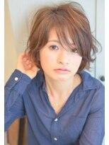 リル ヘアーデザイン(Rire hair design)【Rire-リル銀座-】☆アンニュイショート☆
