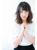 ユキオグループグラン(YUKIO GROUP GRAN)大人可愛い☆小顔見せ☆波巻きボブディ♪