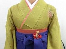 ハッピーハッピー(HAPPY HAPPY)の雰囲気(卒業式の袴の着付け・ヘアセットも受付中です!)