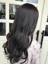ヘアアンドメイクグラチア(HAIR and MAKE GRATIAE)暗髪6トーンアッシュグレージュ