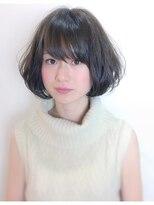 エトネ ヘアーサロン 仙台駅前(eTONe hair salon)【eTONe】柔らかい質感のボブ