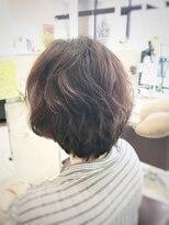 クール ヘアー ギャラリー 神明町店(COOL Hair gallery)ショートスタイル☆エアウェーブ