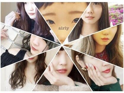 エアリー ヘアーデザイン(airly hair design)の写真