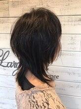 ビューティースペースラルジュヘアー(Beauty Space Large hair)ウルフレイヤーロング