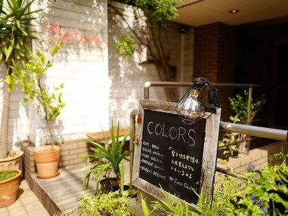 カラーズ COLORS表参道の写真