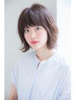 ジョエミバイアンアミ(joemi by Un ami)【joemi 新宿】小顔カット ボブ ニュアンスパーマ(大島幸司)