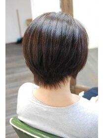 ヘアドクター ディービー 渋谷店(HAIR DOCTOR DB)髪質改善ショート 《ヘアドクターDB》