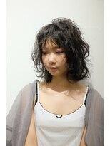 コントラスト ヘアーメイク(contra sto hair make)無造作レイヤー