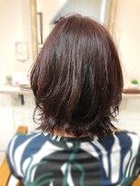 ルルカ ヘアサロン(LuLuca Hair Salon)LuLucaお客様☆スナップ バイオレット艶カラー