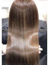 シャムオーツー(CHAM O2)髪質改善ケアさらさらストレート