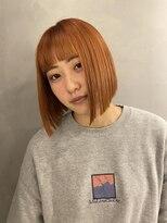 ジーナ(XENA)orange beige