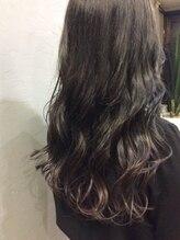 サピュエ ヘアサロン(S'appuyer hair salon)グレージュグラデーションカラー