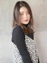ラシェル パル ノエル(Laciel par Noel)かき上げ外国人風ヘアvol.3