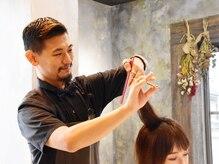 ザ ヘア ディードットログ(The hair D.Log)の雰囲気(カラーやスタイリングしやすいヘアならお任せ下さい★)