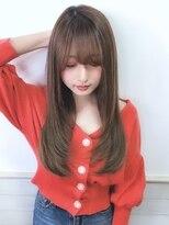ローラン(ROULAND)【ROULAND石川】髪質改善によるツヤ髪ストレート