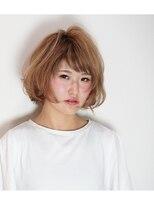 エトネ ヘアーサロン 仙台駅前(eTONe hair salon)【eTONe】小顔ボブ