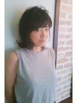 エソラ(esola)☆Normcoreなウルスタイル【esola】