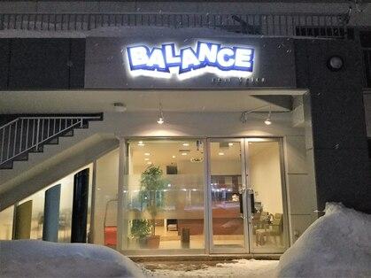 バランス(BALANCE)の写真