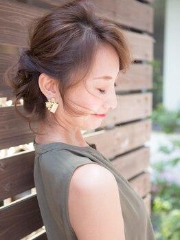 アクセルインターナショナル(AXEL international)の写真/【東松戸】色持ちのよいグレイカラー◇白髪染めも明るく染まるのでおしゃれに仕上がります◎