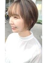 モッズヘア 仙台PARCO店(mod's hair)【奥山】◆前髪インナーカラー×ショート◆