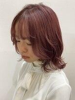 カッツ 東尾道店(CUT S)pink color